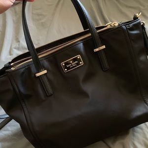 Kate spade nylon shoulder/crossbody bag